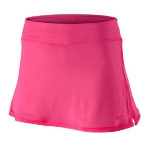 Nike Women's Pink Border Skort